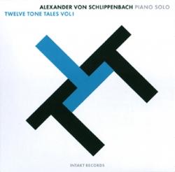 Alexander von Schlippenbach - Twelve Tone Tales . Vol I