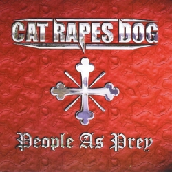 Cat Rapes Dog - People As Prey