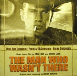 Carter Burwell - The Man Who Wasn't There
