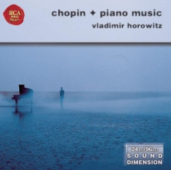 Vladimir Horowitz - Chopin: Piano Music