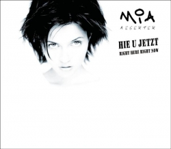 Mia Aegerter - Hie u jetzt / Right Here Right Now