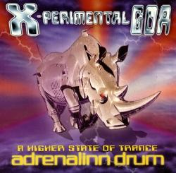 Adrenalin Drum - X-Perimental Goa