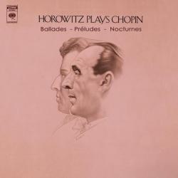 Vladimir Horowitz - Chopin: Ballades, Preludes and Etudes (Volume 2)