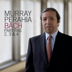 Murray Perahia - Bach: Partitas 2, 3 & 4