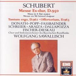 Adolf Dallapozza - Messe Es-Dur, D. 950 • Tantum Ergo, D. 962 • Offertorium, D. 963