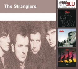 The Stranglers - 3 CD Slipcase: Feline / Dreamtime / Aural Sculpture