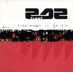 Front 242 - [ : RE:BOOT: (L. IV. E ])