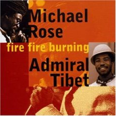 Michael Rose - Fire Fire Burning
