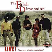 The Fifth Dimension - Live! Plus Other Rare Studio Recordings