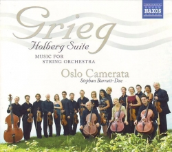 Edvard Grieg - Holberg Suite • Music For String Orchestra