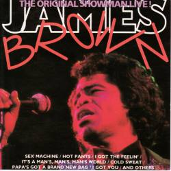 James Brown - The Original Showman Live!