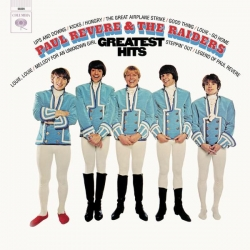 Paul Revere & The Raiders - Greatest Hits