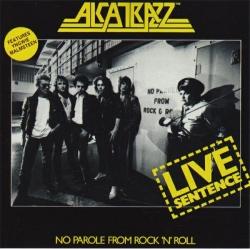 Alcatraz - Live Sentence