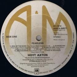 Hoyt Axton - Fearless