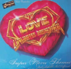 Love Unlimited Orchestra - Super Movie Themes - Just A Little Bit Different