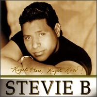 Stevie B - Right Here, Right Now!