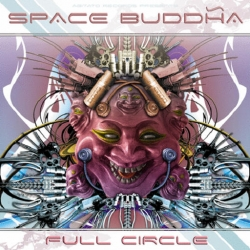 Space Buddha - Full Circle