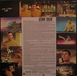 Alexander Courage - Star Trek, From The Original Pilots: The Cage & Where No Man Has Gone Before (Original Television Soundtrack)