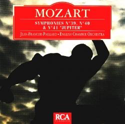 Mozart - Symphonies No.39, No.40 & No.41