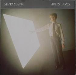 John Foxx - Metamatic