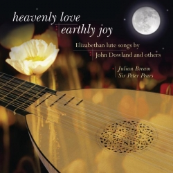 Julian Bream - Heavenly Love, Earthly Joy - Elizabethan Lute Songs by John Dowland and Others