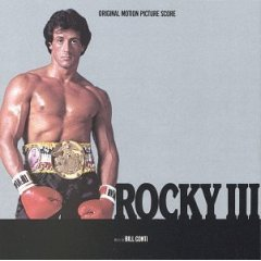Bill Conti - Rocky III - Original Motion Picture Score