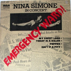 Nina Simone - In Concert - Emergency Ward!