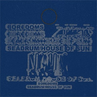 Boredoms - Seadrum / House Of Sun