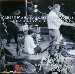 Albert Mangelsdorff - Live At Montreux