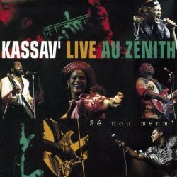 Kassav' - Se Nou Manm (Live Au Zenith)