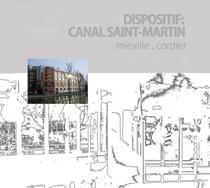 Eric Cordier - Dispositif: Canal Saint-Martin