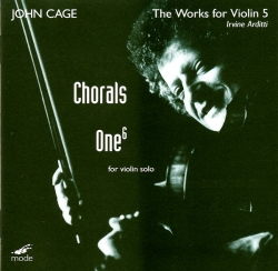 John Cage - The Works For Violin 5