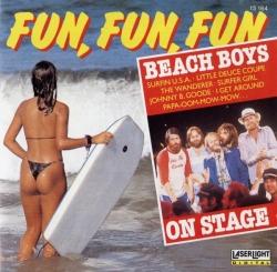 The Beach Boys - Fun, Fun, Fun Live