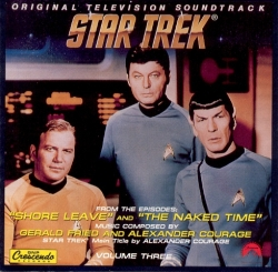 Alexander Courage - Star Trek® - Volume Three (Original Television Soundtrack)
