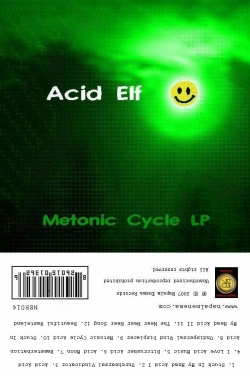 Acid Elf - Metonic Cycle LP