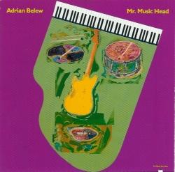 Adrian Belew - Mr. Music Head