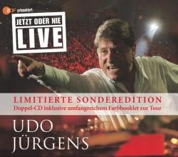 Udo Jürgens - Jetzt oder nie - live 2006 - Lim. TMI Edition