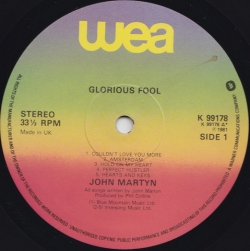 John Martyn - Glorious Fool