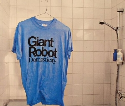 Giant Robot - Domesticity