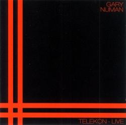 Gary Numan - Telekon - Live