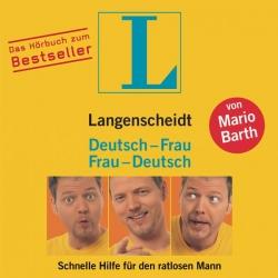 Mario Barth - Langenscheidt - Frau - Deutsch, Deutsch - Frau