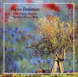 Alban Berg - Voces Intimae