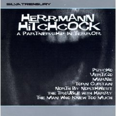 Bernard Herrmann - Hermann/Hitchcock: A Partnership In Terror