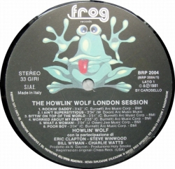 Howlin' Wolf - The Howlin' Wolf London Session