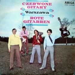 Czerwone Gitary - Warszawa