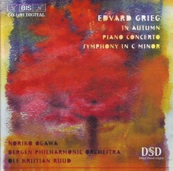 Edvard Grieg - In Autumn; Piano Concerto; Symphony In C Minor