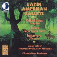 Alberto Ginastera - Latin American Ballets