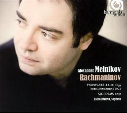 Alexander Melnikov - Etudes-Tableaux