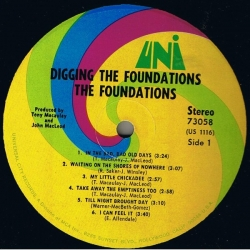 The Foundations - Digging The Foundations