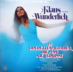 Klaus Wunderlich - 24 Operettenmelodien, Die Man Nie Vergisst